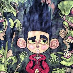 Paranorman #weirdwins