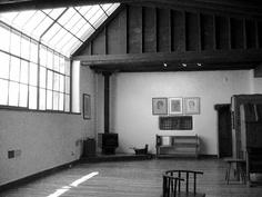 The Studio of Nicholai Fechin