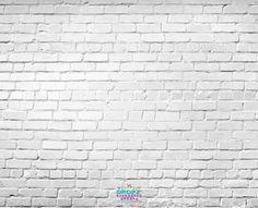 White Brick Wall Background  #backdrops #backdrop #dropz #scenicbackground #photobackground #cakedrop #cakedrops #studiobackdrop #photobackdrop #vinylbackdrop