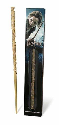 Harry Potter Character Wand - Hermione Granger  by The Noble Collection