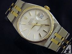 for sale, This is a very rare genuine factory original Rolex two-tone yellow gold. Americanlisted has classifieds in Keller, Texas for watches and jewerly High End Watches, Rolex Datejust, Michael Kors Watch, Dating, Product Description, Gold, Accessories, Jewelry, Quotes