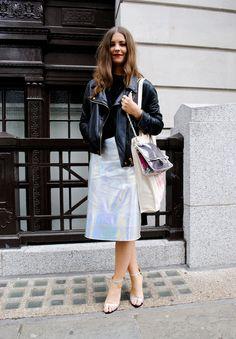 Milan Fashion Week Street Style Fall 2016 |