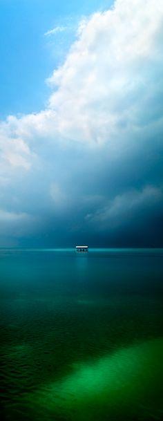 Biscayne Bay, Miami, Florida... #Miami