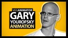 Gary Yourofsky animation