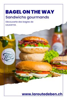 Lausanne, Sandwiches, Bagels, No Way, Salmon Burgers, Ethnic Recipes, Food, White Bread, Salmon
