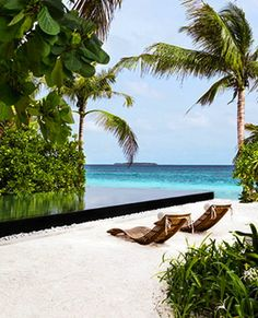 ˚Cheval Blanc Randheli Hotel Resort - Maldives