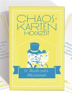 Chaoskarten Hochzeitsspiel: Amazon.de: Spielzeug