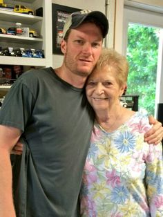 Dale sr's Mom and Dale jr's Grandmother