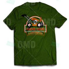 Kids Lawn Care Company T-Shirts
