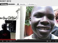 Hunt for Ugandan war criminal Joseph Kony goes viral.