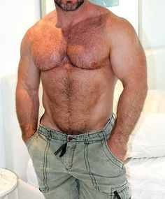 Manly hairy coach blog those
