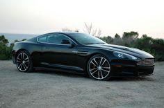 Aston Martin DBS, Carbon Black