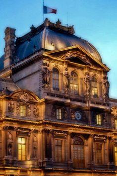 Paris. December 2009. My photo. Louvre.Originally pinned by Nikita DeBeau onto Paris. My Photo's.