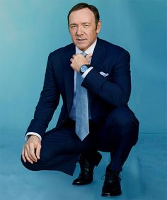 Kevin Spacey is so sexy!
