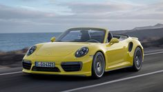 Porsche 911 Cabriolet as Selected by Kevin Love | Star Athletes, Actors, and Business Leaders Reveal Their Favorite Luxuries