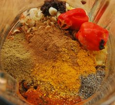 DIY Red Curry paste