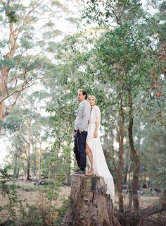 Jolie séance d'engagement - Pretty engagement photoshoot - Happy Chantilly
