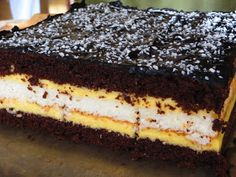 Їжа - Page 2 of 64 Russian Cakes, Food Cakes, Tiramisu, Cake Recipes, Recipies, Cheesecake, Food And Drink, Ethnic Recipes, Image