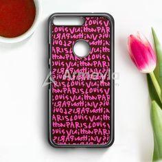 Louis Vuitton Pink Google Pixel Case   armeyla.com