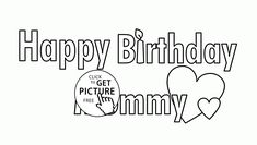 Happy Birthday Mom Coloring Page Awesome Happy Birthday Mommy Coloring Page for Kids Holiday Coloring Pages Printables Free Wuppsy Happy Birthday Mommy, Cute Birthday Wishes, Birthday Wishes For Boyfriend, Dad Birthday, Mothers Day Coloring Pages, New Year Coloring Pages, Family Coloring Pages, Printable Coloring Pages, Coloring Birthday Cards