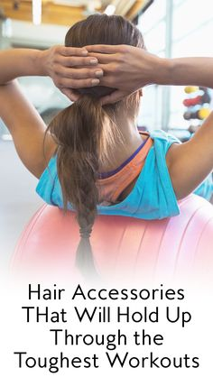 Tired of your ponytail falling down halfway through your run? You've come to the right place. We put together a roundup of hair accessories that will hold up through the toughest workouts.