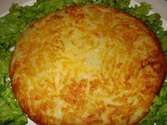 RECANTO DA CULINÁRIA: Batata rösti, ou suiça