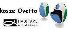 kosz Ovetto firmy Habitare