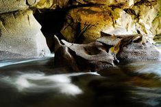 Little Huson Caves. B.C. caves to visit