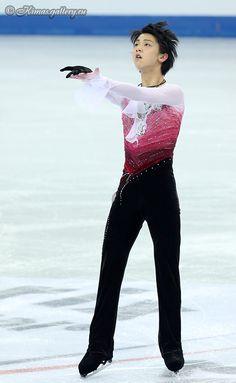 Gallery.ru / Yuzuru HANYU JPN - Free Skating - kimas