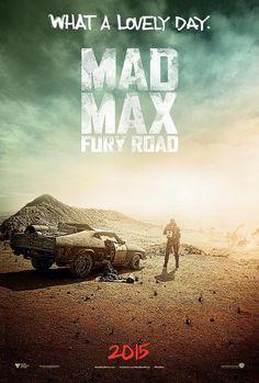 ギンティ小林 @gintykobayashi  「マッドマックス」シリーズ最新作『Mad Max: Fury Road 』のポスターが遂に解禁。この画像を見てビックリ! トム・ハーディ版マックスもインターセプターに乗るんじゃないですか!!!!