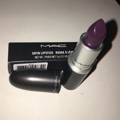 """Mac lipstick - """"cyber"""" Brand new in the package, never swatched or tested. I offer bundle discounts, so here's a great way to save on your never discounted Mac products. 100% authentic guaranteed, I am a Mac artist and buy these items myself. MAC Cosmetics Makeup Lipstick"""