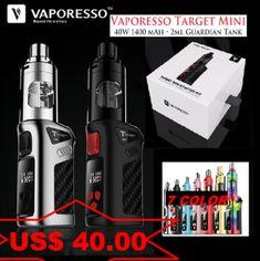US$ 40,00 Electronic Cigarette, Talk To Me, Target, Kit, Electronics, The Originals, Target Audience, Consumer Electronics, Vape