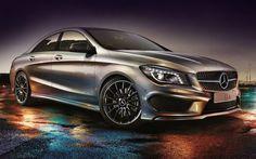 2016 Mercedes Benz CLA 250 Wallpaper Download