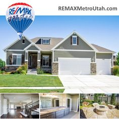 1658 W 150 N Layton, UT 84041 $439,999 Want new construction without the wait or hassle of putting in a yard or fence. Well here you go! Located in the very desirable symphony Homes Pinehurst subdivision. This home has it all. See more at http://remaxmetroutah.com/mls/1311989 or give us a call at 801-774-1617