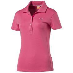 Golf Tech Polo    Verbessere deine Leistung auf dem Golfplatz mit unserem PUMA Golf Poloshirt und seinen unterstuetzenden Features. Hochfunktionale, Feuchtigkeit transportierende Materialien leiten den Schweiss weg von deiner Haut. In Kombination mit anatomisch platzierten Airflow-Elementen wird eine optimale Regulierung der Temperatur ermoeglicht. So bleibst du auch waehrend des Trainings jede...