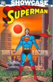 SHOWCASE Presents Superman TP Vol 04 Written by Jerry Siegel Edmond Hamilton Leo Dorfman and others Art by Curt Swan George Klein Al Plastino and others Cover by Swan and Klein Collecting stories from ACTION COMICS 293-310 and SUPERMAN 1 http://www.comparestoreprices.co.uk/january-2017-6/showcase-presents-superman-tp-vol-04.asp