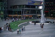 Sony Center | PWP Landscape Architecture