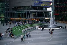 Sony Center | PWP Landscape Architecture