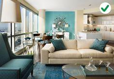 10 Errores frecuentes a la hora de elegir los colores para el interior de tu hogar