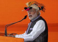 Different avatar of Narendra Modi
