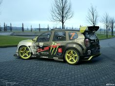 Dacia Duster Tuning 42 by cipriany