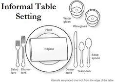 Informal @ http://simplifiedbee.blogspot.com/2010/10/thanksgiving-table-decorating-ideas.html