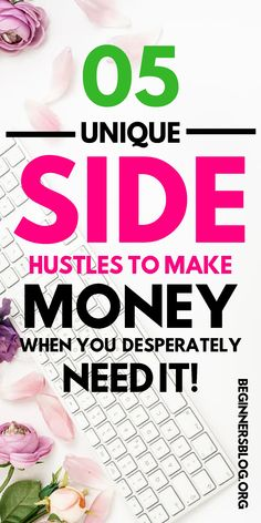 Are you a stay at home mom and looking for some unique side hustle ideas? Then you are in the right place. Here I'm going to talk about 5 lucrative mom side hustle ideas from home that can make extra money with little to no experience. Stay At Home Mom, Make Money From Home, How To Make Money, Online Jobs For Moms, Own Business Ideas, Bakery Business, Making Extra Cash, Work From Home Jobs, Starting A Business