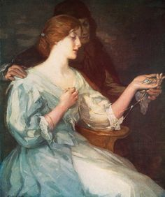 "Robert Hope (British, 1869–1936), ""The Charm""♥"