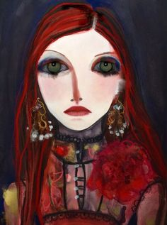 Helen Downie, Gucci interpretation