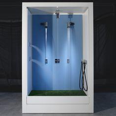 #fima #showersystem #o3 #bath #bathroom #papapolitis Shower Systems, Lockers, Locker Storage, Bathroom, Furniture, Home Decor, Washroom, Decoration Home, Room Decor