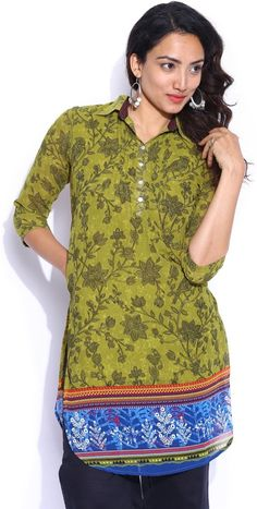#BuyFromLink --> http://fkrt.it/hE0jhuuuuN  #Biba #Printed #Straight #Kurta #Indianfashion #Women'sFashion #Gorgeous #look #style #Shop #Buy #online #india