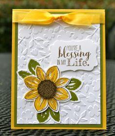 Krystal's Cards: The Reverse Lent Challenge - Petal Potpourri