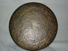 범패유물 - 징 <鉦 : gong>