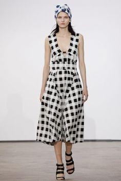 Derek Lam Ready To Wear Spring Summer 2014 New York